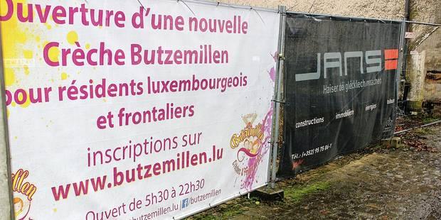 Le développement des crèches au Luxembourg inquiète - La DH