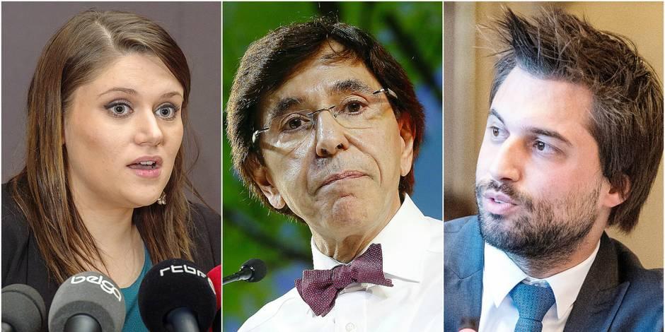 Opaline Meunier (cdH) rejoint la liste de Georges-Louis Bouchez (MR) pour détrôner Elio Di Rupo (PS) à Mons - La DH
