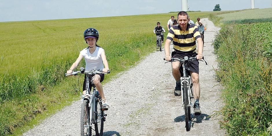 400 cyclistes blessés en cinq ans en Brabant wallon