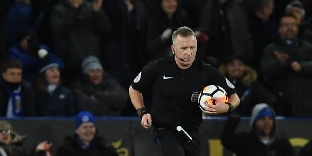 Leicester inscrit le premier but accordé par la VAR en Angleterre, sans la moindre polémique (VIDEO) - La DH