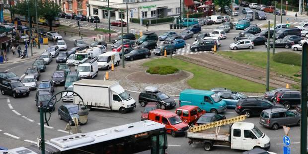 Schaerbeek : De nouveaux retards dans l'aménagement de la place Meiser - La DH
