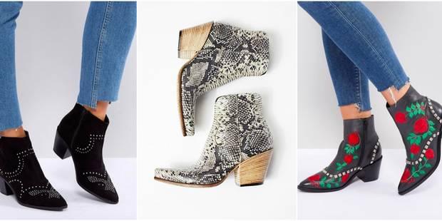 Shopping : 20 paires de santiags pour allier style et esprit Far West - La DH