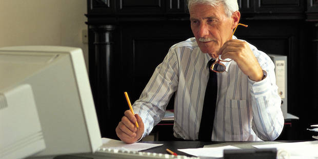 La moitié des 55-64 ans au travail - La DH