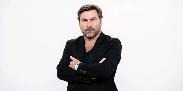 Stéphane Pauwels à Amsterdam avec Flavie Flament - La DH