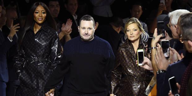 Pluie de stars au défilé Louis Vuitton - La DH
