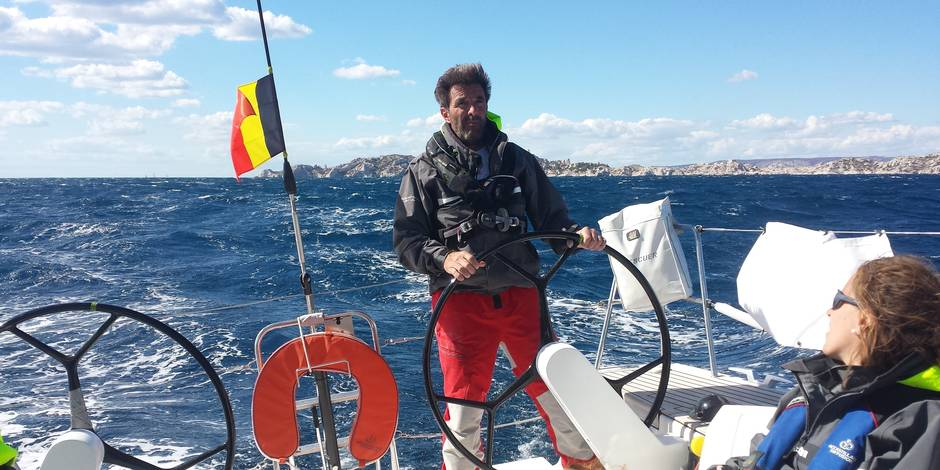 Un skipper belge sur le Vendée Globe en 2020