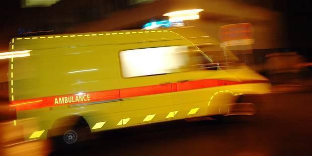 Loverval: Deux voitures se tamponnent : un blessé - La DH