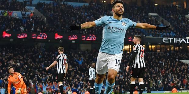 Manchester City a pu compter sur un Sergio Agüero en feu pour se relancer - La DH