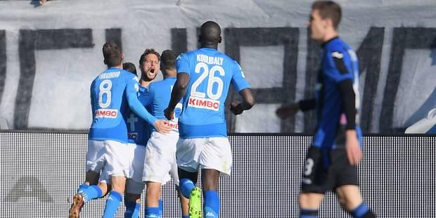 Serie A: Solide, ce Napoli - La DH