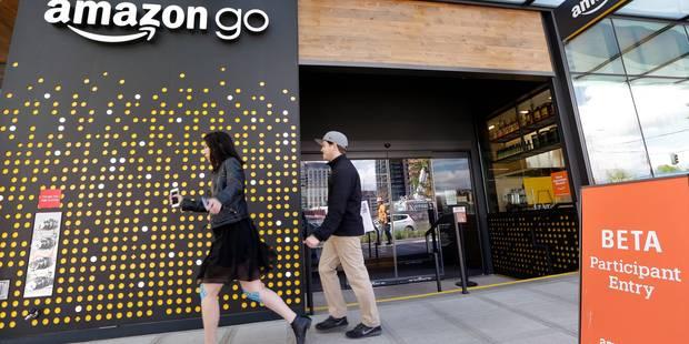 Voici Amazon Go, le supermarché du futur sans caisses et sans queues (VIDEO) - La DH