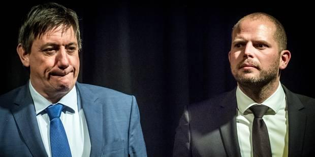 """Crise des migrants: """"Francken et Jambon sont les champions du populisme"""" - La DH"""