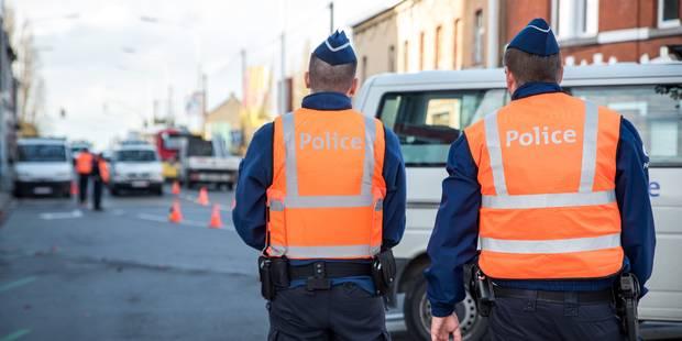 13.586 interventions en 2017 pour la police de La Louvière - La DH