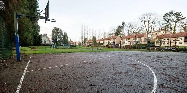 Watermael-Boitsfort : Un terrain multisport dans la cité du Logis - La DH