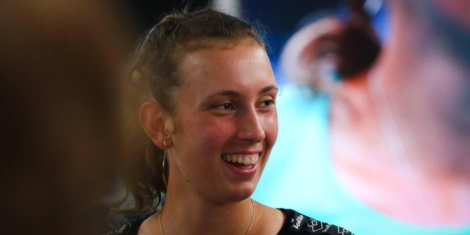 7 choses à savoir sur Elise Mertens, la nouvelle star du tennis belge - La DH