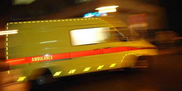 Quatre blessés dans un accident de la route à Mouscron - La DH