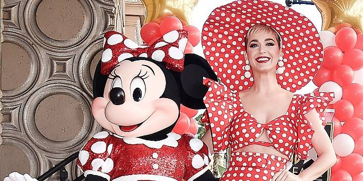 Minnie Mouse, Katy Perry