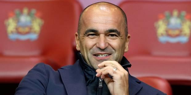 Ligue des Nations: Roberto Martinez enthousiaste après le tirage au sort - La DH