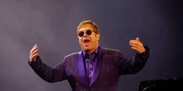 La dernière tournée d'Elton John sera longue de trois ans - La DH