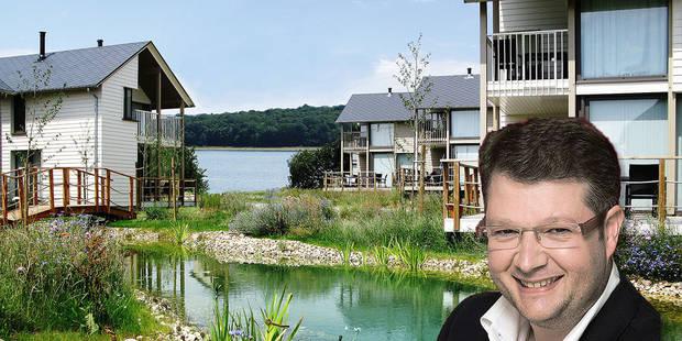 Restos, sponsoring, villas: des chiffres qui choquent aux Lacs de l'Eau d'Heure - La DH