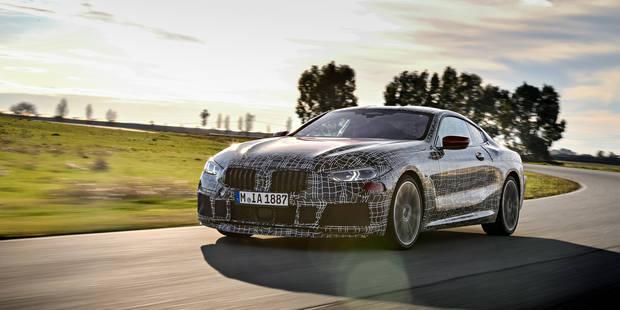 La BMW Série 8 Coupé se dévoile - La DH