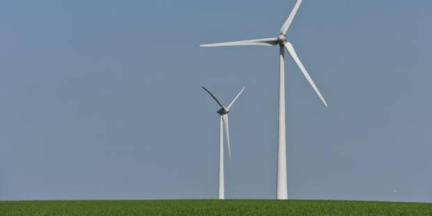 Trente-sept nouvelles éoliennes installées en Wallonie en 2017 - La DH