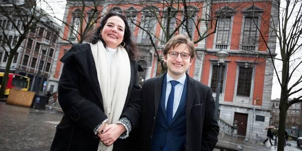 Christine Defraigne candidate-bourgmestre à Liège ! - La DH
