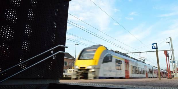 La ponctualité des trains de la SNCB en baisse en 2017 - La DH