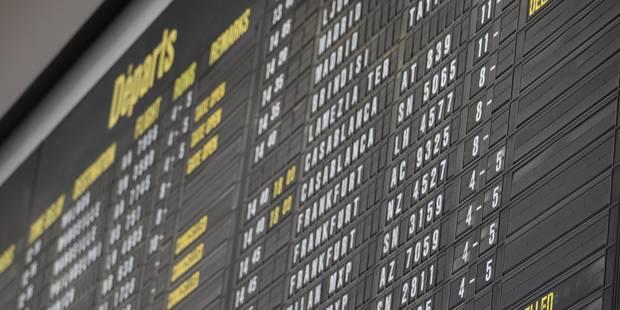 Mouvement de grève chez Aviapartner - La DH