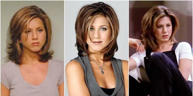 La coiffure mythique de Jennifer Aniston dans Friends fait-elle un come-back ? - La DH