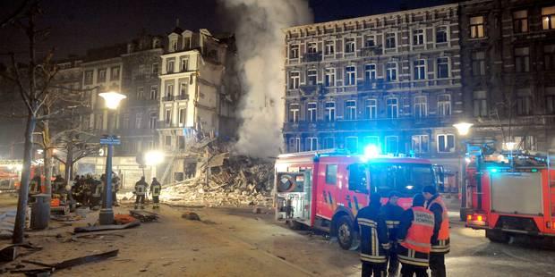 Explosion rue Léopold: le procureur du Roi Philippe Dulieu réagit aux accusations de la partie civile - La DH