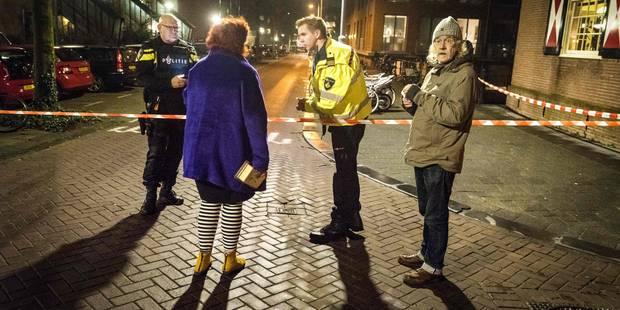 Un mort et deux blessés dans une fusillade à Amsterdam: la police écarte la piste terroriste - La DH