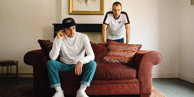 Les Carolos de Run Sofa révolutionnent le rock - La DH