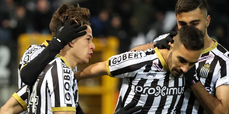 Les Anversois à 10! Charleroi-Antwerp 1-1 (DIRECT)