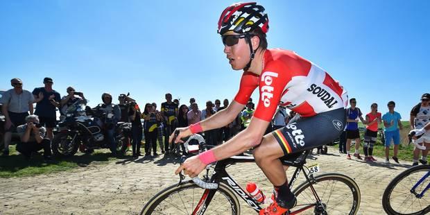 Tour de San Juan: victoire en costaud et en solitaire de Jelle Wallays dans la 6e étape - La DH