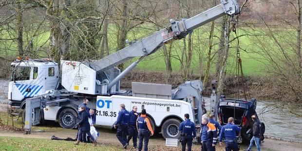 Durbuy : le corps de Domenico Focarazzo a sans doute été retrouvé dans l'Ourthe - La DH
