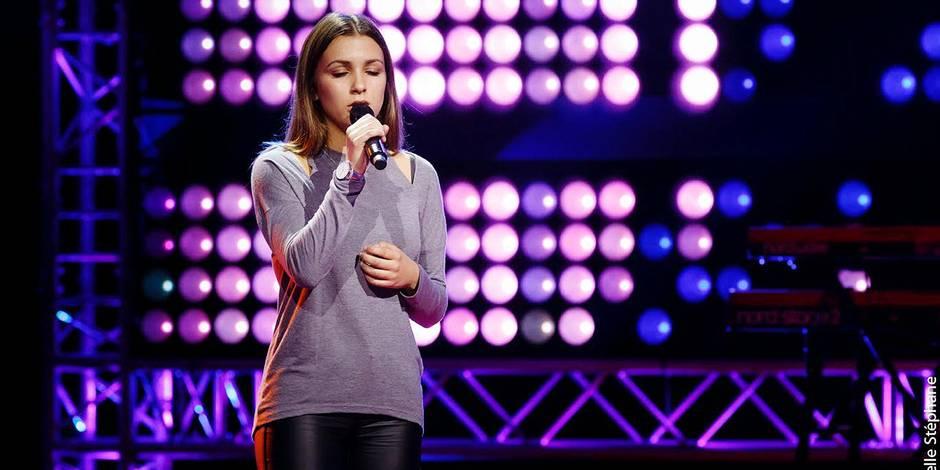 The Voice : une jeune Athoise espère séduire le jury - La DH