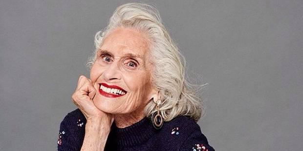 Daphne Selfe, 89 ans et mannequin la plus âgée du monde - La DH