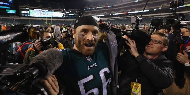 NFL: il va disputer le Superbowl et donne son salaire à des oeuvres de charité! - La DH