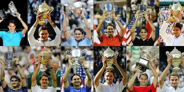 Roger Federer: Vingt titres et dire que ce n'est pas fini ! - La DH