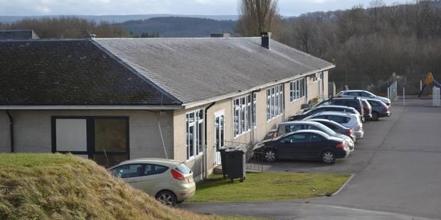 Gale à Marloie : l'école a été traitée - La DH