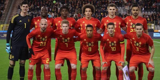 L'Union belge officialise le match amical face à l'Arabie Saoudite le 27 mars à Bruxelles - La DH