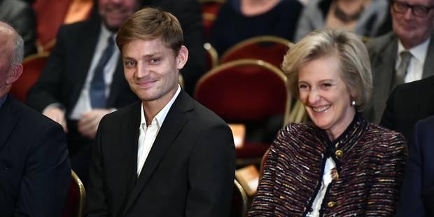 """David Goffin """"très honoré et fier"""" de recevoir le Trophée National du Mérite Sportif - La DH"""