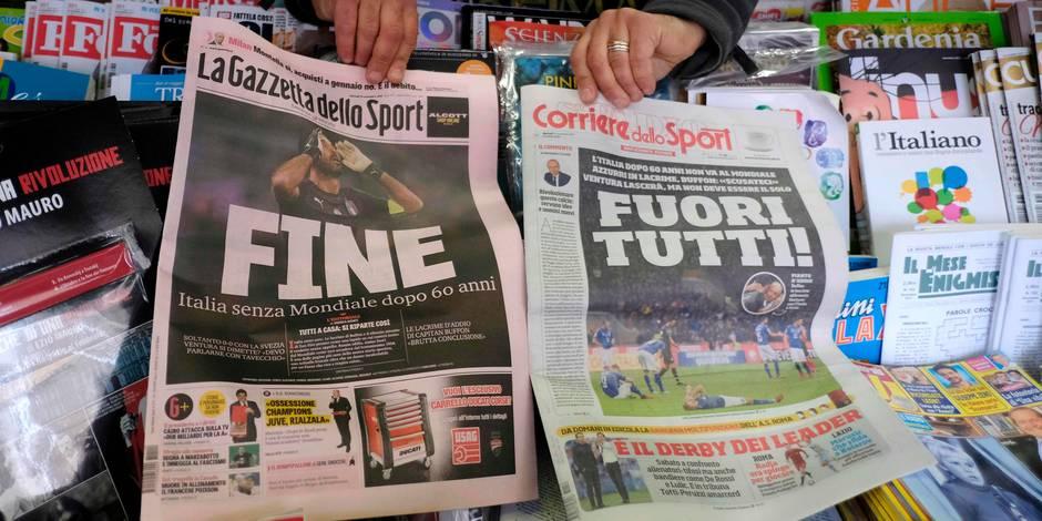 Pas de président élu à la fédération, le calcio s'enfonce dans la crise