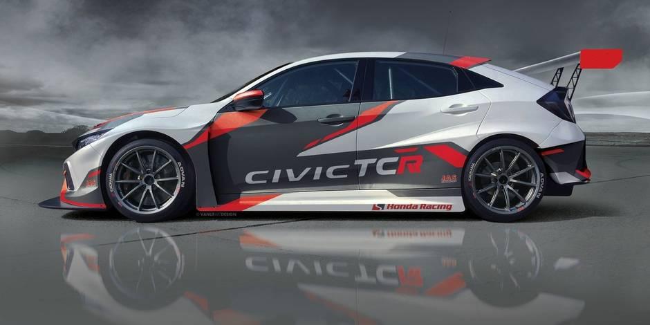 Boutsen-Ginion en WTCR avec deux nouvelles Honda