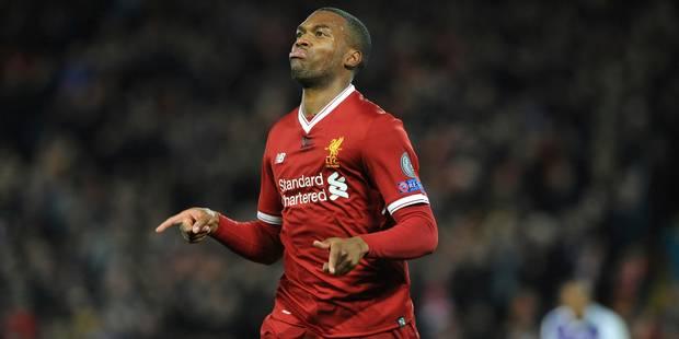 Mercato: Daniel Sturridge (Liverpool) en prêt à West Bromwich - La DH