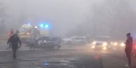 Collision entre un car scolaire et une voiture à Philippeville - La DH