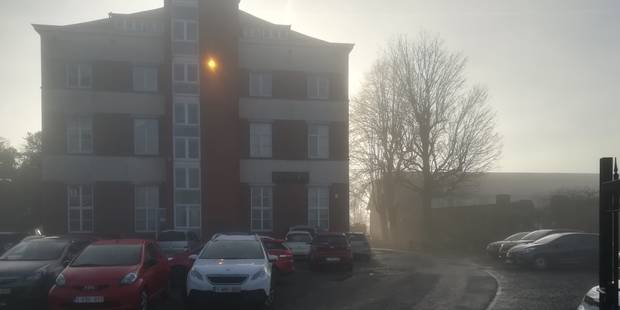 Incendie probablement criminel dans une école de Horrues - La DH