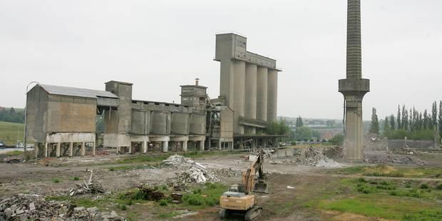 Verdict sur la pollution de l'ancienne cimenterie - La DH