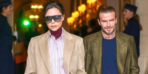 David et Victoria Beckham : ils vont vivre séparés par l'Atlantique - La DH