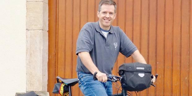 Le vélo passion de Philippe Lambert - La DH